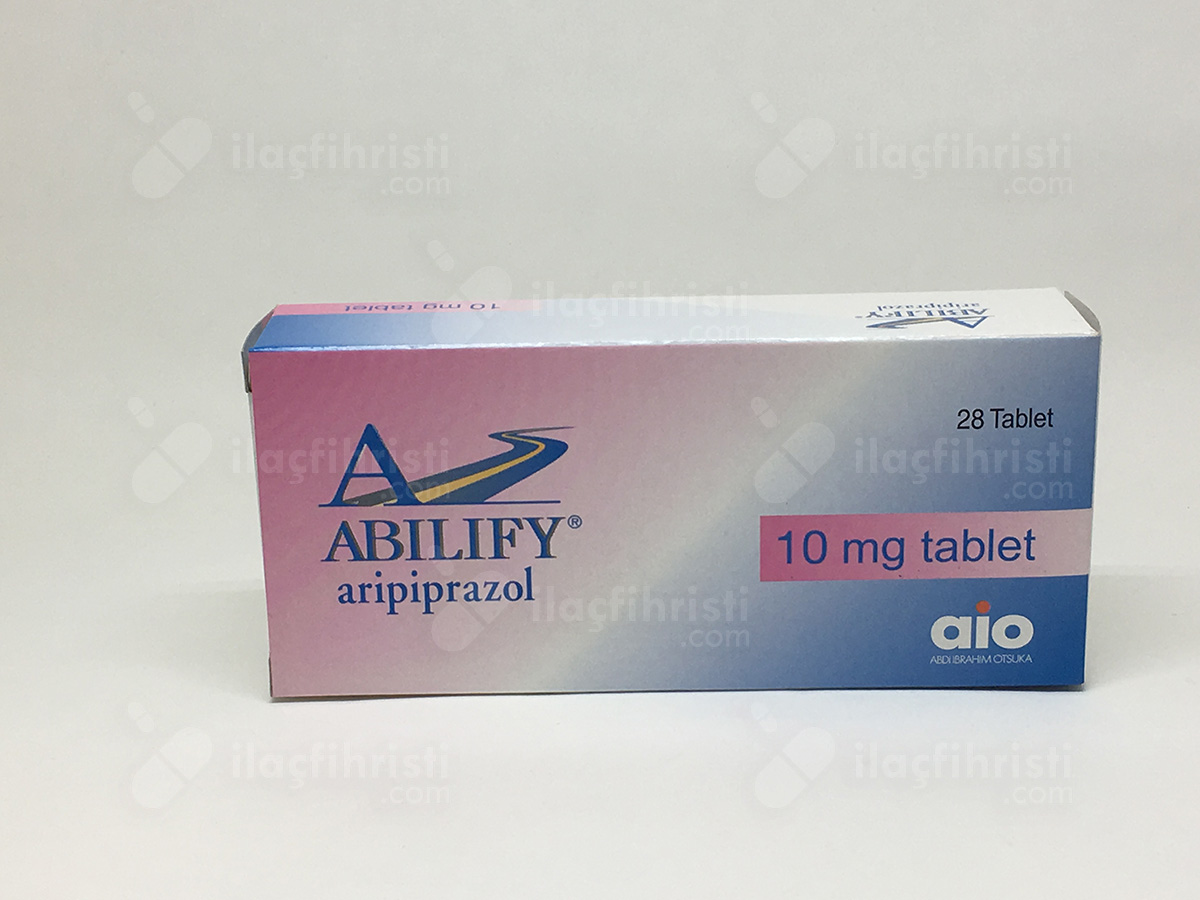 Abilify 10 mg 28 tablet