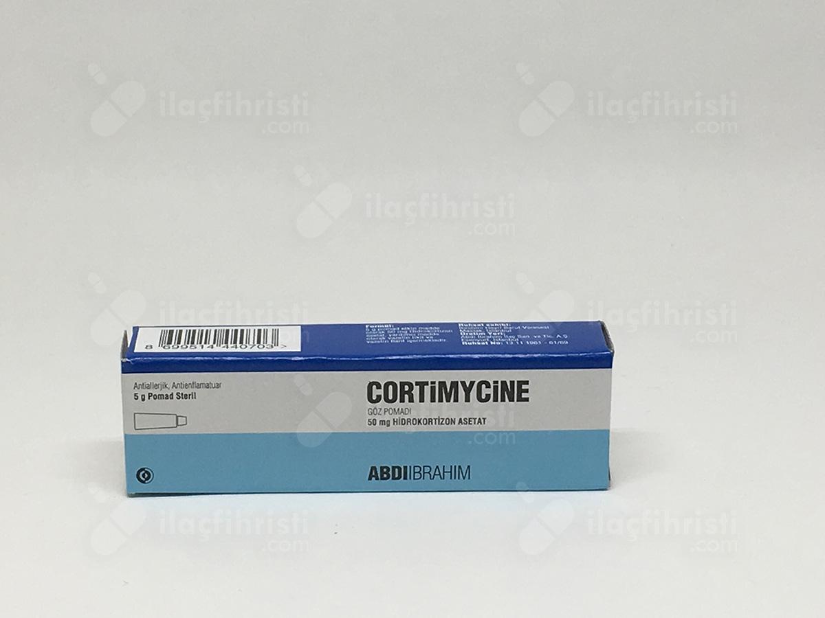 Cortimycine 5 gr pomad